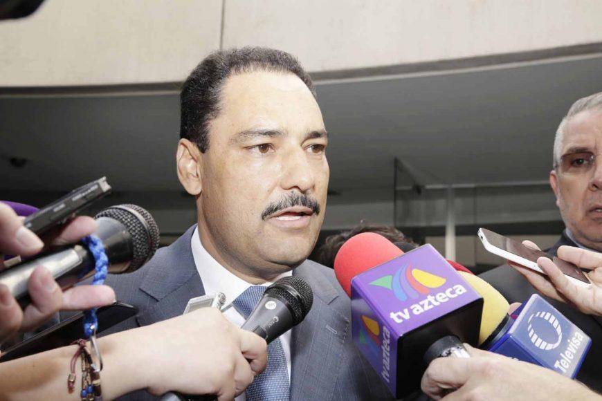 Juan Antonio Martín del Campo, senador electo, registro, aguascalientes