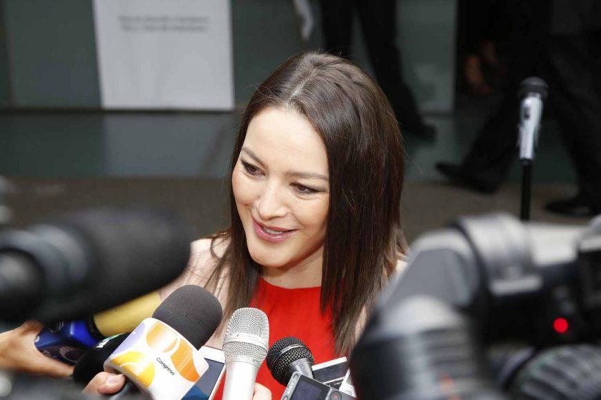 Senadora electa, Martha Cecilia Márquez Alvarado