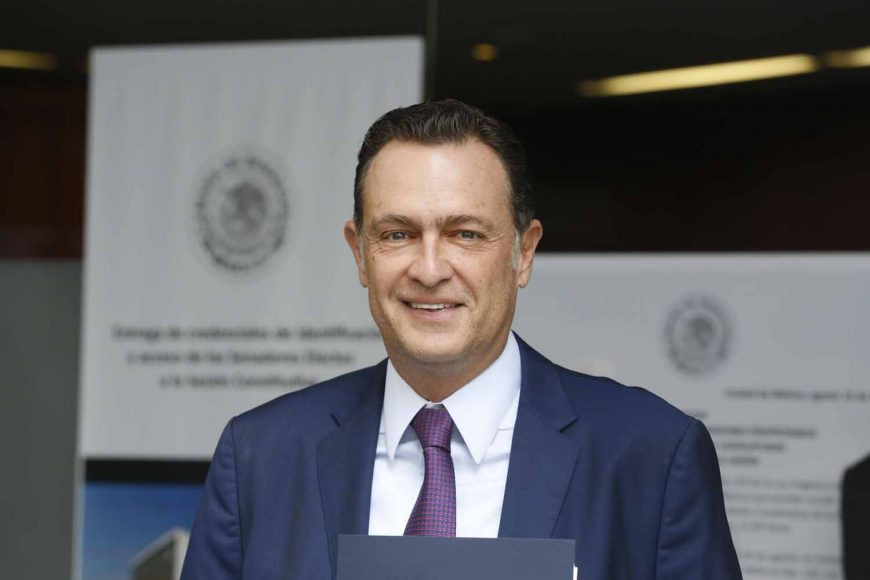 Mauricio Kuri González se registra como senador electo por ...