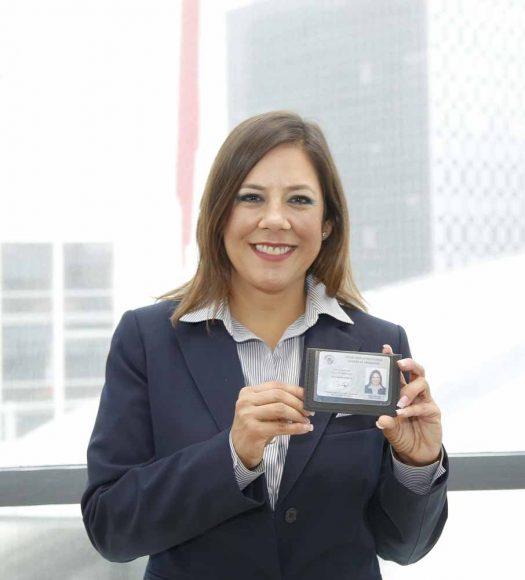 Senadora electa, Gina Andrea Cruz, registro, Senado, Baja California