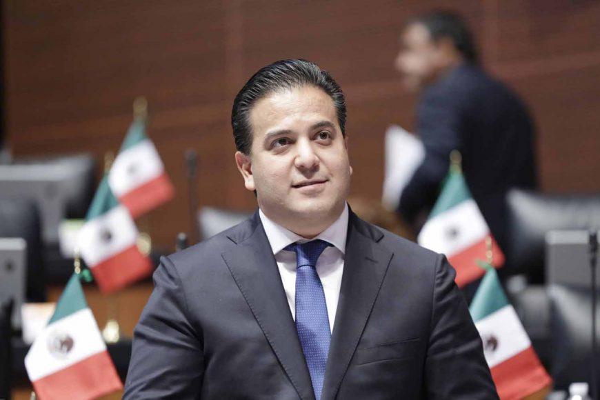 Senador Damián Zepeda Vidales, Ley del Impuesto Especial Sobre Producción y Servicios