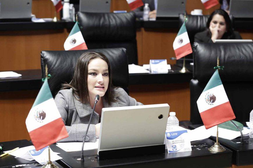Senadora Martha Cecilia Márquez