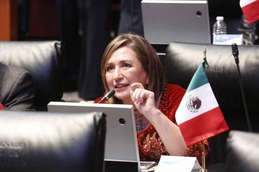 Senadora Xóchitl Gálvez Ruiz