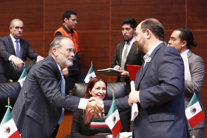 Senador Gustavo Madero Muñoz
