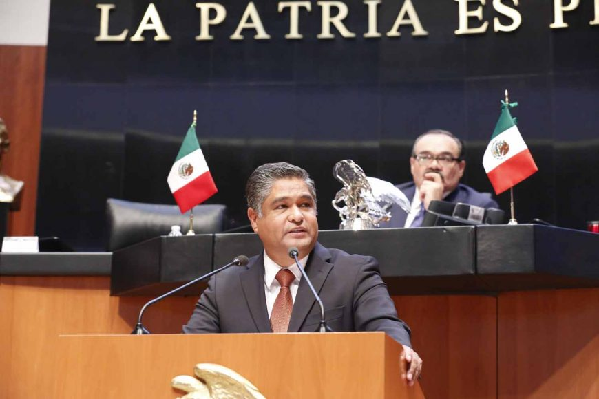 Víctor Oswaldo Fuentes Solís, Tribuna