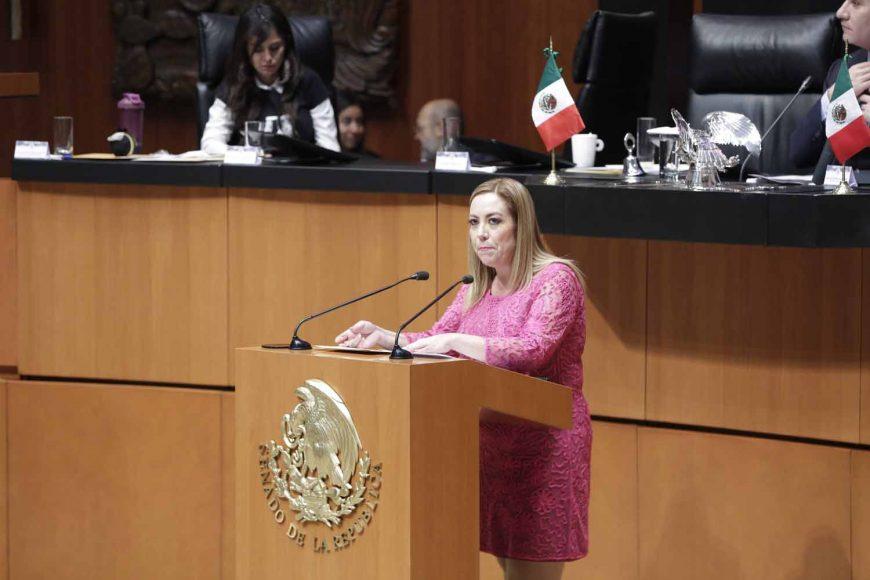 Alejandra Noemí Reynoso Sánchez, contrabando técnico