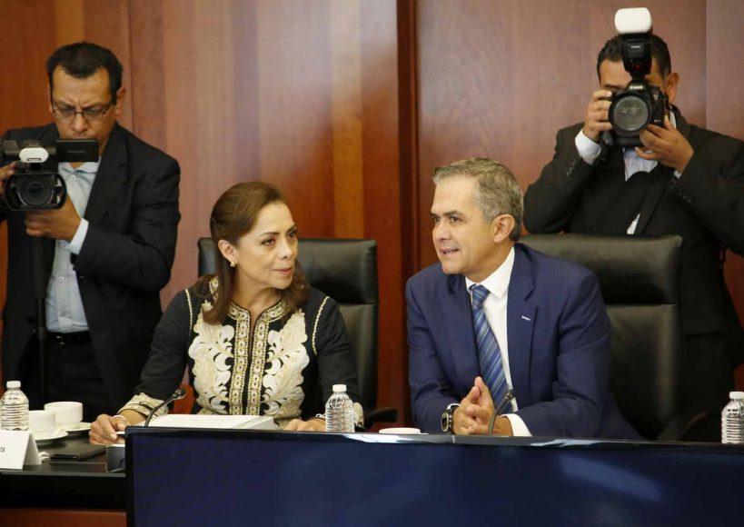 Josefina Vázquez Mota, Damián Zepeda Vidales, Junta de Coordinación Política, Jucoppo