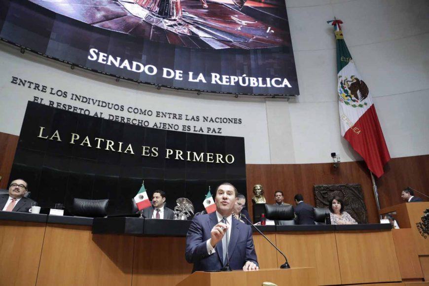 Senador Rafael Moreno Valle Rosas