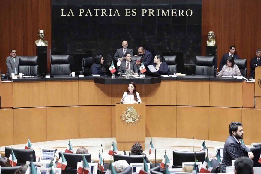 Senadora Gloria Elizabeth Núñez pide a CFE y Conagua ánchezreducir tarifas eléctricas en