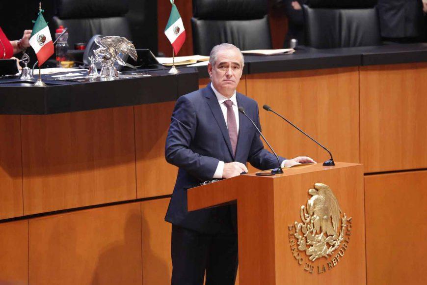 Senador Julen Rementería Del Puerto, Formato Nacional de Declaración Patrimonial y de Intereses