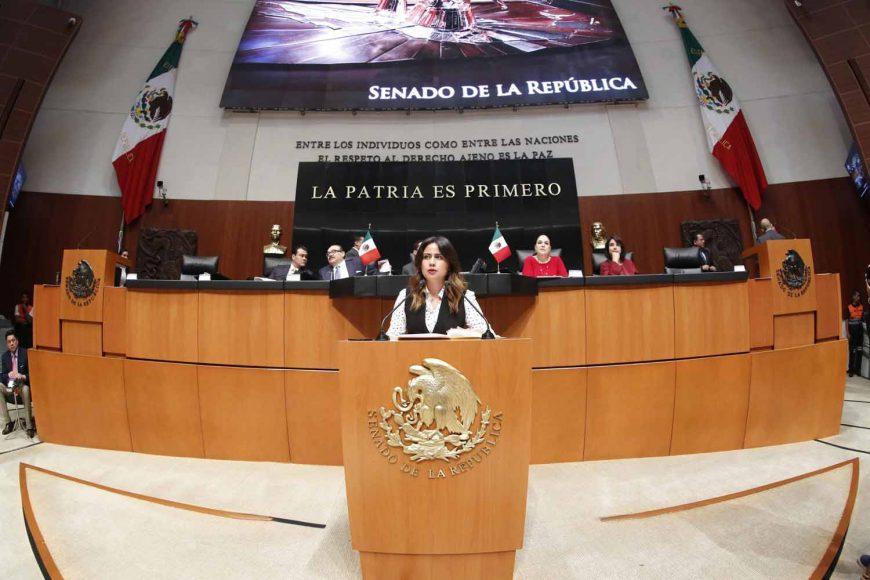 Senadora Indira de Jesús Rosales San Román, PGR, Javier Duarte de Ochoa, desaparición forzada de personas