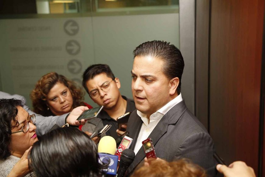 Entrevista, coordinador del PAN, Damián Zepeda Vidales, Comisión de Justicia
