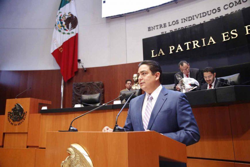 Senador Ismael García Cabeza de Vaca