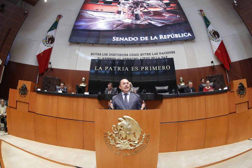 Senador José Erandi Bermúdez Méndez, pide modificar la Ley para la Transparencia y Ordenamiento de los Servicios Financieros