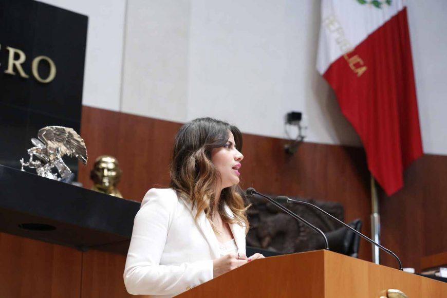 Senadora Indira de Jesús Rosales San Román
