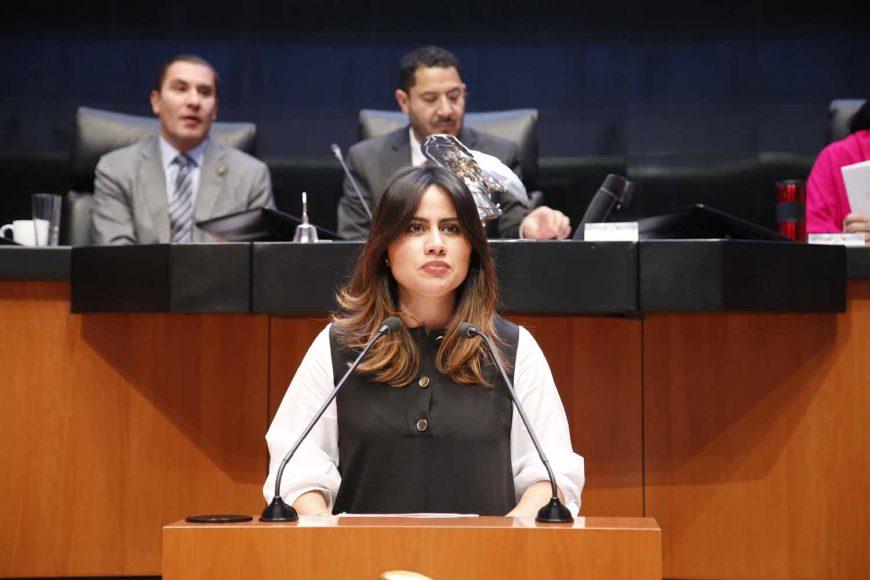 Senadora Indira de Jesús Rosales San Román, para presentar iniciativa con proyecto de decreto que reforma el artículo 1o-A de la Ley del Impuesto al Valor Agregado