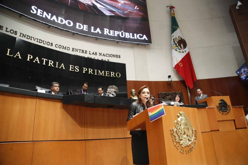 Senadora Josefina Vázquez Mota solicita a la SEP incorporar un apartado sobre cultura de la paz en los libros de texto gratuitos