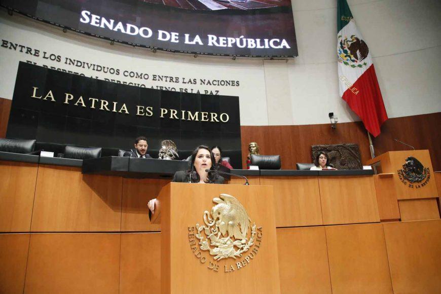 Senadora Mayuli Latifa Martínez Simón, aprobación del Acuerdo sobre Servicios Aéreos entre el Gobierno de México y de Kuwait