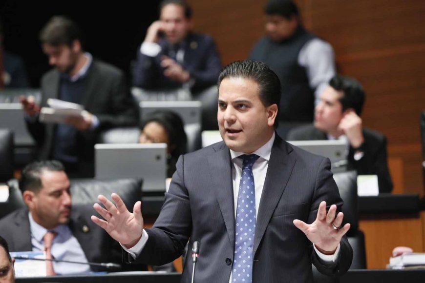 Senador Damián Zepeda Vidales, para solicitar se vote dictamen por el que se crea la Ley Orgánica de la Fiscalía General de la República