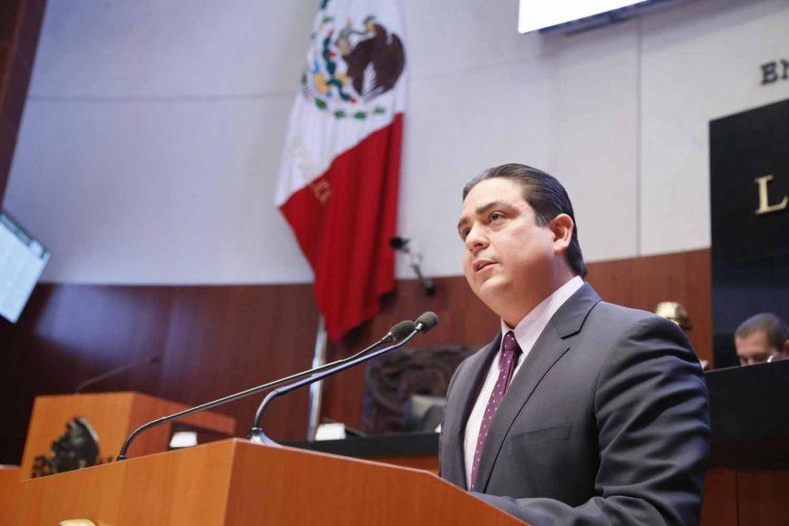 Intervención del senador Ismael García Cabeza de Vaca, al participar en la discusión de diversos dictámenes de la Comisión de Marina