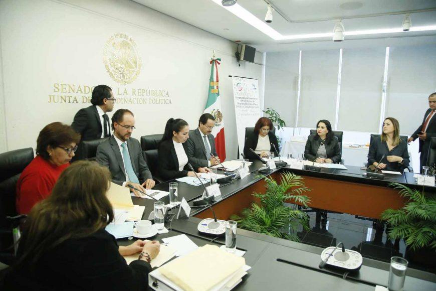 Participación de la senadora Mayuli Latifa Martínez Simón, durante la Comparecencia del director de la CONSAR, Lic. Carlos Ramírez Fuentes.
