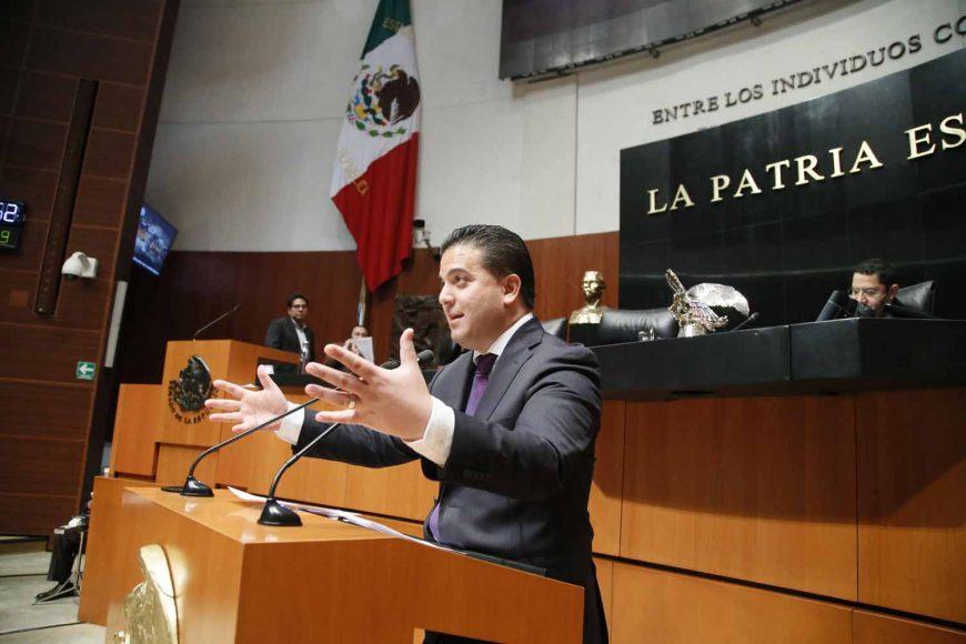 Intervención del senador Damián Zepeda Vidales, al presentar una reserva al artículo 12 del proyecto de decreto por el que se expide la Ley del Instituto Nacional de los Pueblos Indígenas