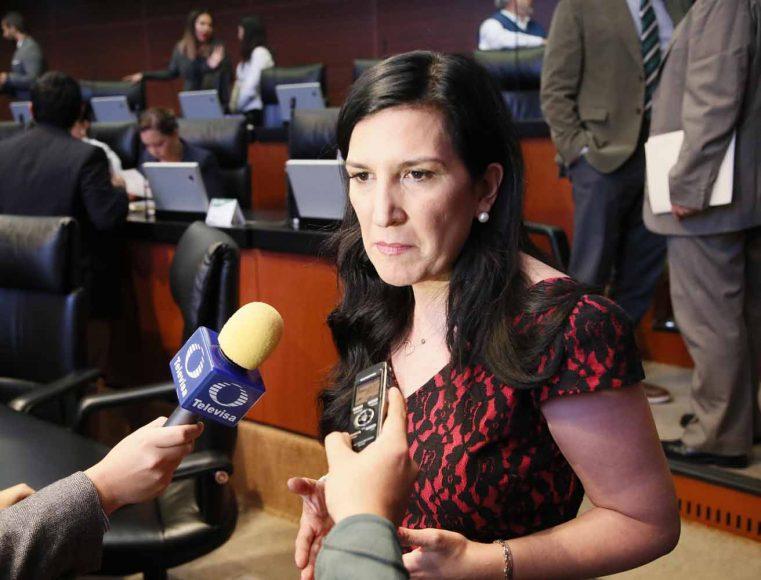 Entrevista a la senadora Kenia López Rabadán