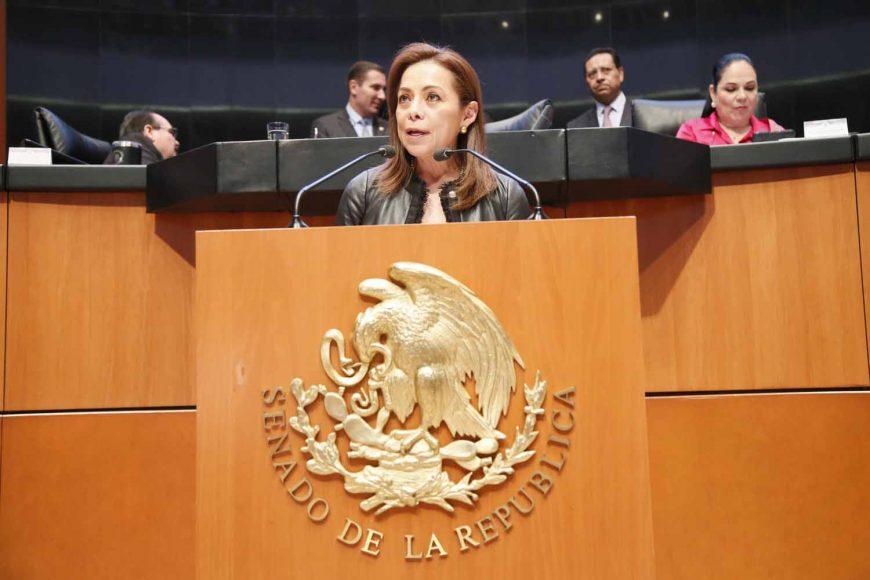Intervención de la senadora Josefina Vázquez Mota, al presentar una iniciativa que reforma la Ley General de los Derechos de Niñas, Niños y Adolescentes.