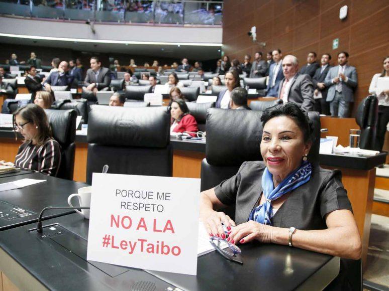 Senadora Martha María Rodríguez Domínguez