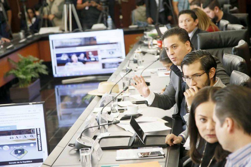 Intervención del senador Damián Zepeda Vidales, en la primera ronda de preguntas, en la reunión de trabajo de las comisiones de Gobernación y de Anticorrupción, Transparencia y Participación Ciudadana, con Irma Eréndira Sandoval Ballesteros, secretaria de la Función Pública.