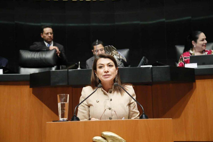 Intervención en tribuna de la senadora Guadalupe Saldaña Cisneros, al presentar reservas al dictamen de las comisiones unidas de Hacienda y Crédito Público, y de Estudios Legislativos Segunda, correspondiente a la minuta que expide la Ley de Ingresos de la Federación para el Ejercicio Fiscal de 2019.