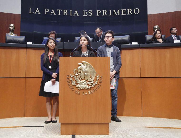 La participación de niñas, niños y adolescentes es uno de los derechos con mayores retos en el país, Josefina Vázquez Mota
