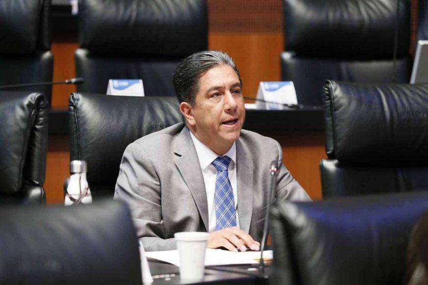 Intervención del senador Marco Gama Basarte, al realizar preguntas a Eva Verónica De Gyves Zárate, aspirante a ocupar el cargo de titular de la Fiscalía General de la República, durante su comparecencia ante el Pleno del Senado de la República.