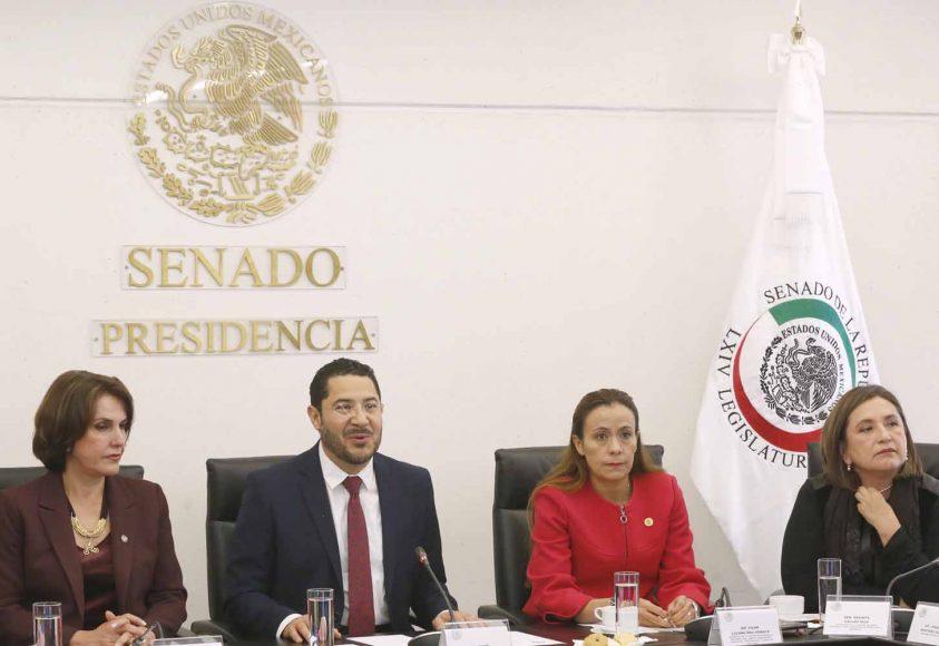 Intervención del senador Víctor Oswaldo Fuentes Solís, Presidente de la Comisión de Desarrollo Urbano, Ordenamiento Territorial y Vivienda