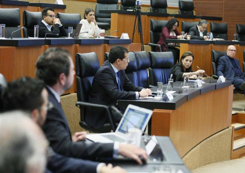 Intervención de la senadora Josefina Vázquez Mota, durante las Audiencias Públicas en materia de Guardia Nacional