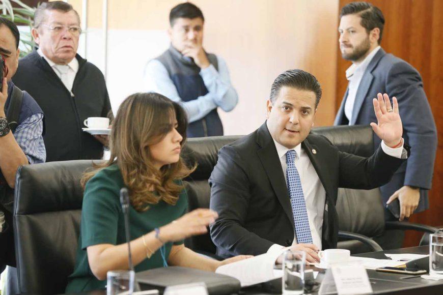 Reunión de comisiones unidas de Trabajo de la Comisión de Economía, Estudios Legislativos, Segunda