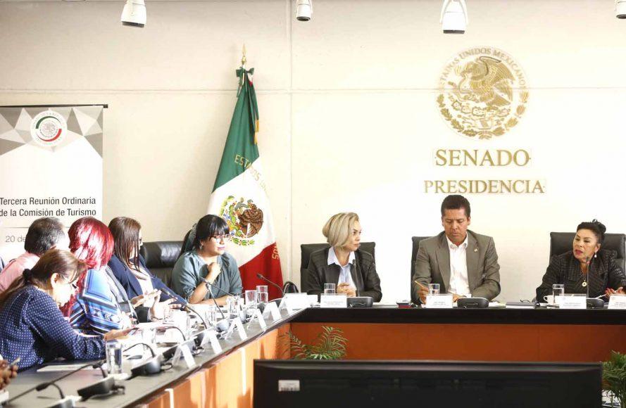 Tercera reunión Ordinaria de la Comisión de Turismo