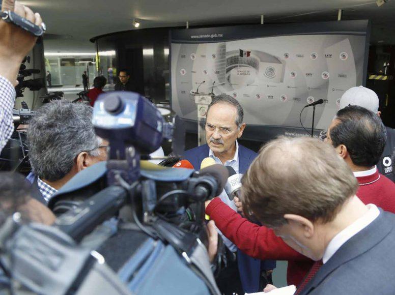 Entrevista al Senador Gustavo Madero Muñoz