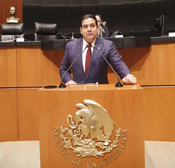 Intervención del senador Ismael García Cabeza de Vaca, al presentar una iniciativa que reforma el artículo 28 de la Ley General para la Prevención Social de la Violencia y la Delincuencia.