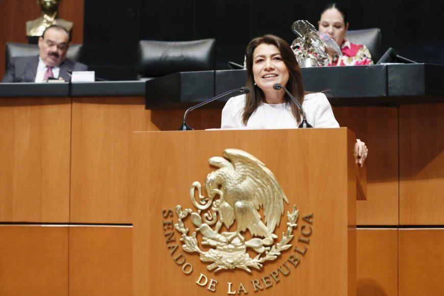 Intervención de la senadora Guadalupe Saldaña Cisneros, al presentar el posicionamiento del GPPAN sobre un dictamen de las comisiones unidas de Justicia, de Derechos de la Niñez y de la Adolescencia y de Estudios Legislativos Segunda, por el que se reforman diversas disposiciones del Código Civil Federal.