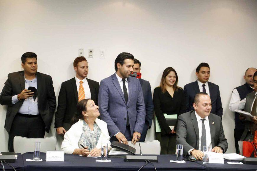 Intervención del senador Erandi Bermúdez Méndez, en la reunión de trabajo de la Comisión de Radio, Televisión y Cinematografía.