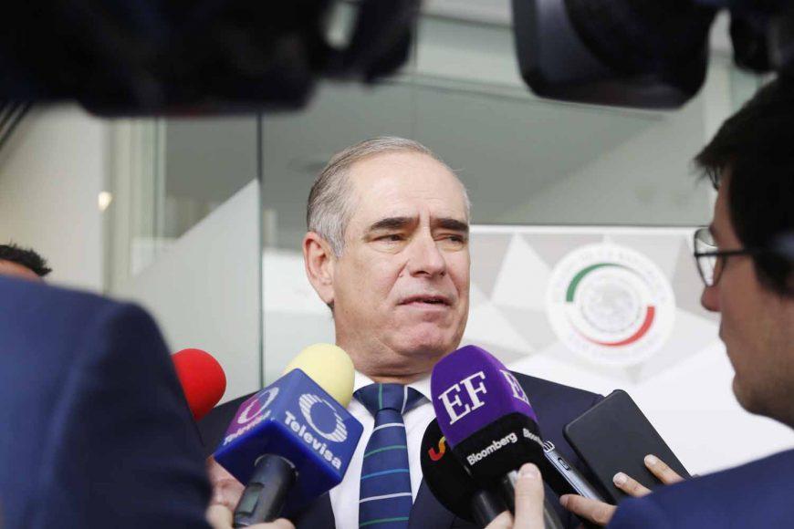 Entrevista al senador Julen Rementería del Puerto al término de la reunión de trabajo de la Comisión de Energía