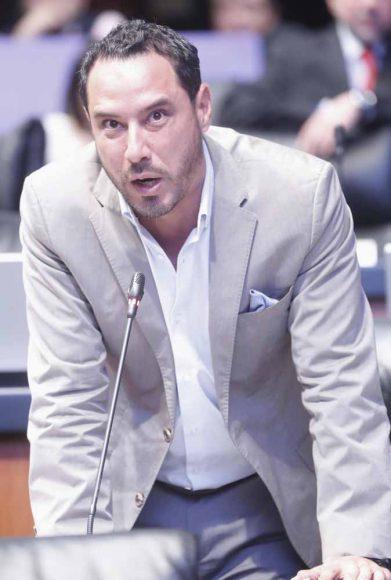 Intervenciones del senador Raúl Paz Alonzo para referirse a los hechos ocurridos en la Comisión de Seguridad Pública.