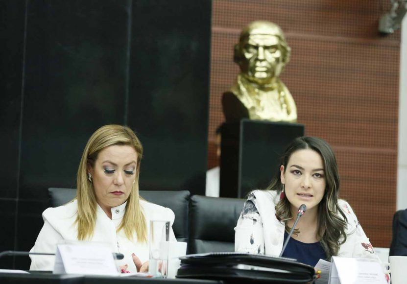 Intervención de la senadora Martha Cecilia Márquez Alvarado, en la comparecencia de diversos funcionarios del sector salud ante la Comisión de Salud.