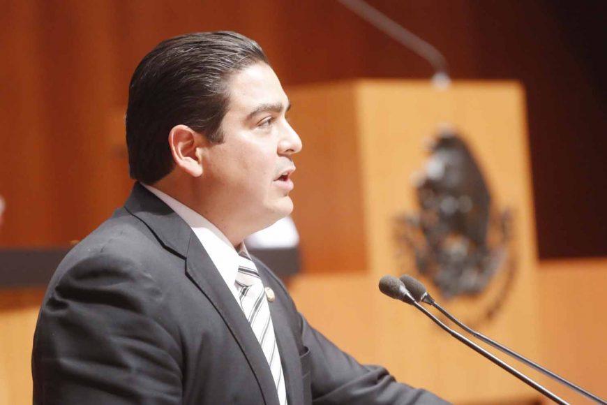 Intervención del senador Ismael García Cabeza de Vaca para presentar el posicionamiento del PAN en el marco del análisis de la Estrategia Nacional de Seguridad Pública
