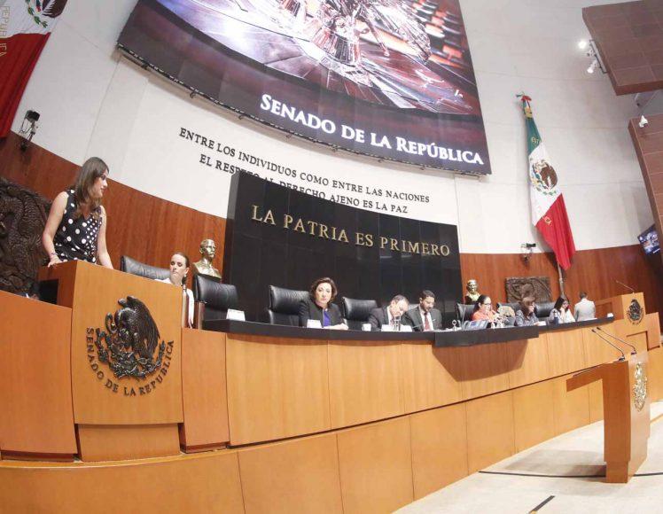 Preguntas de la senadora Indira Rosales San Román  en la comparecencia del secretario de Seguridad y Protección Ciudadana, Alfonso Durazo.