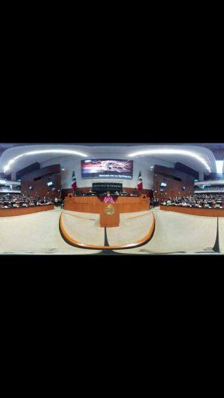 Intervención de la senadora Guadalupe Saldaña Cisneros, al presentar diversas reservas a un dictamen de las comisiones unidas de Justicia, de Economía y de Estudios Legislativos Segunda, que expide la Ley de Fomento a la Confianza Ciudadana.