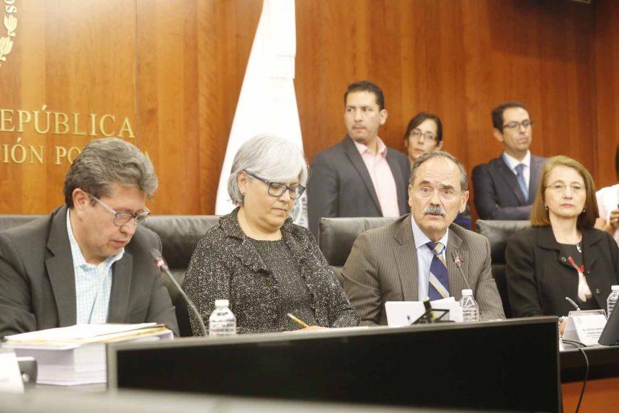 Intervención del senador Gustavo Madero Muñoz, durante la recepción de los documentos para la ratificación del Tratado entre México, Estados Unidos y Canadá (T-MEC)