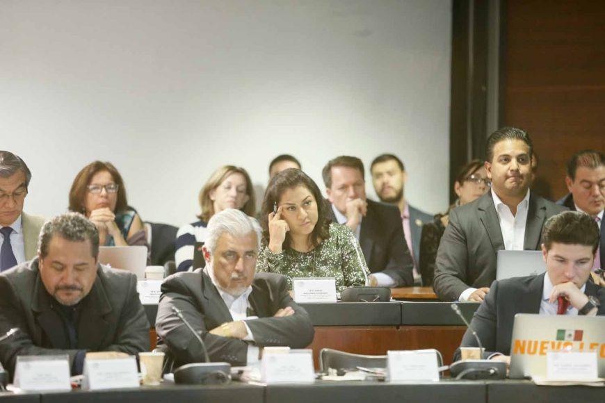 Convocatoria a la reunión de Trabajo en Comisiones Unidas, con funcionarios de la Secretaría de Economía y la Secretaría de Relaciones Exteriores para el análisis del Protocolo que incluye el Tratado entre los Estados Unidos Mexicanos, Canadá y los Estados Unidos de América (T-MEC), así como sus seis acuerdos paralelos.