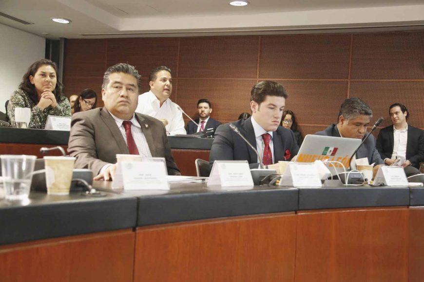 Intervención del senador Damián Zepeda Vidales en la reunión de trabajo de las comisiones unidas de Relaciones Exteriores, de Puntos Constitucionales, de Economía y de Relaciones Exteriores América del Norte, con funcionarios de las secretarías de Economía y de Relaciones Exteriores para el análisis del Protocolo que incluye el Tratado entre México, Estados Unidos y Canadá (T-MEC), así como sus seis acuerdos paralelos.